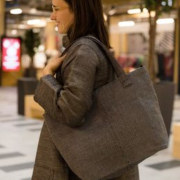 Pisa Design - Bag no6, straw
