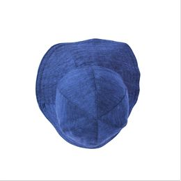 Pisa Design Hat, blue
