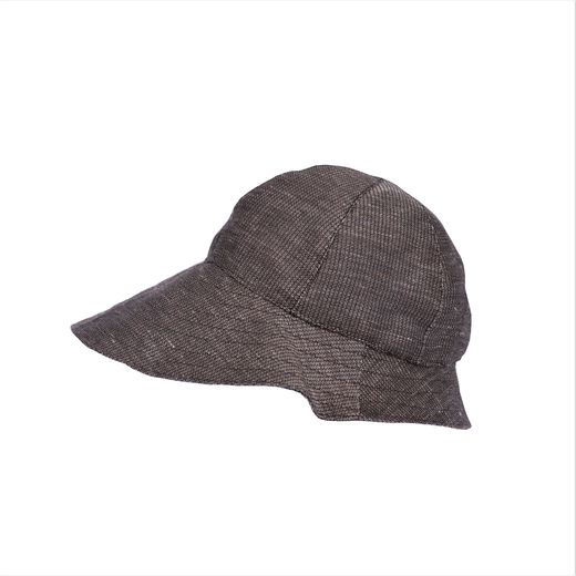 Pisa Design Hat, lightbrown