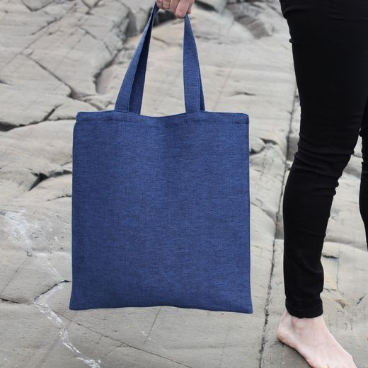 Tote Bag 006s ocean blue