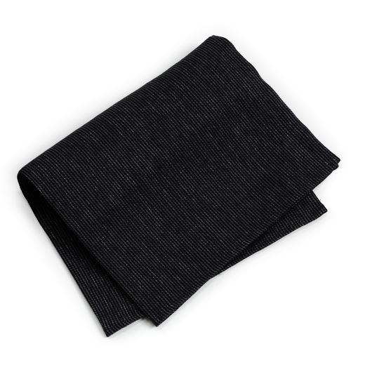 Pisa Design - Towel 49x60 122s black-grey