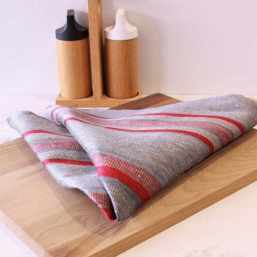 Towel 49x60 48L elf stripe