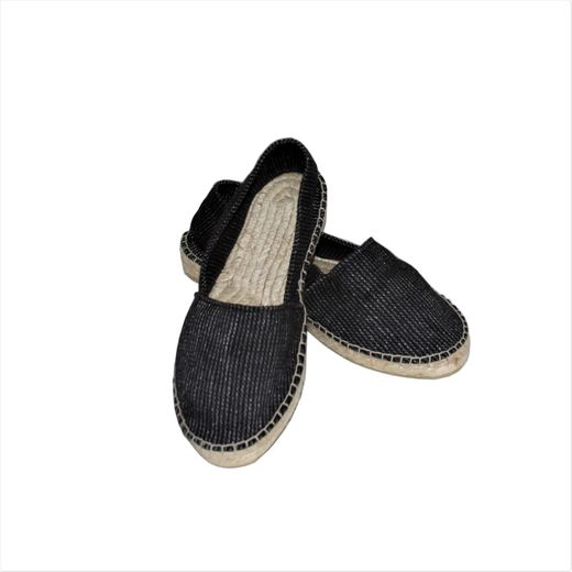Pisa Design - Espadrilles, 122s black-grey