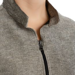 Pisa Design Jacket, hidden pockets 201s bark
