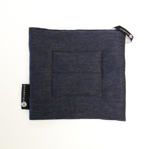 Pottholder seasonal color, dark blue