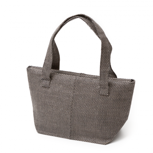 Pisa Design Handbag no3, straw