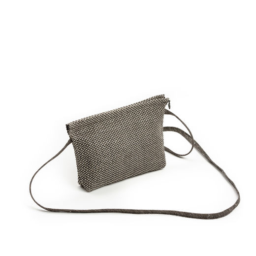 Pisa Design Shoulder bag no11, straw