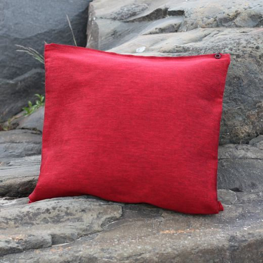 Pisa Design - cushion cover 14L, red